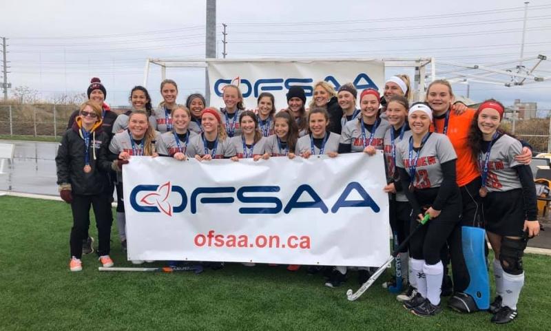 Field Hockey Photos - OFSAA Championship 2019