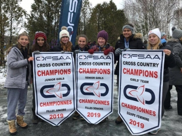 Cross Country Photos - OFSAA Championship 2019